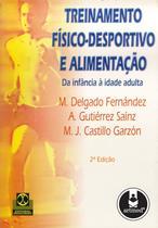Livro - Treinamento Físico-Desportivo e Alimentação -