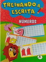 Livro - Treinando a escrita: números -