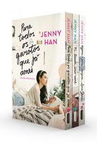 Livro - Trilogia Para todos os garotos que já amei - Box com os 3 volumes da trilogia