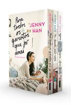 Livro - Trilogia Para todos os garotos que já amei -