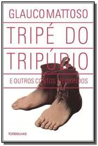 Livro - Tripé do tripudio E outros contos hediondos -