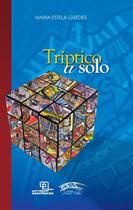 Livro - Tríptico a solo -