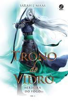 Livro - Trono de Vidro: Herdeira do fogo (Vol. 3) -