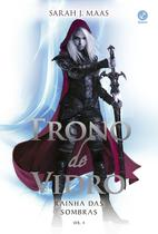 Livro - Trono de vidro: Rainha das sombras (Vol. 4) -