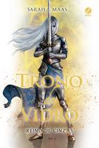Livro - Trono de Vidro: Reino de Cinzas (Vol. 6) -