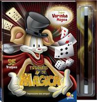 Livro - Truques de mágica -