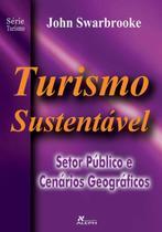 Livro - Turismo sustentável - Setor público e cenários geográficos