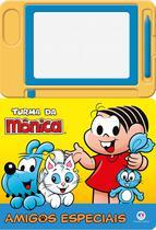 Livro - Turma da Mônica - Amigos especiais -