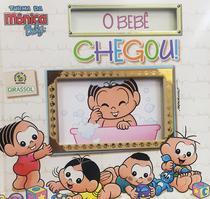 Livro - Turma da Mônica Baby -