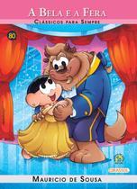 Livro - Turma da Mônica - clássicos Para sempre - A Bela e a Fera -