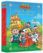Livro - Turma da Mônica - contos de Andersen, Grimm e Perrault -