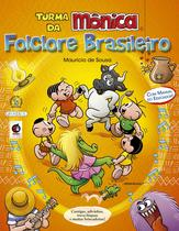 Livro - Turma da Mônica Folclore Brasileiro -