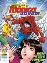 Livro - Turma da Mônica Jovem Edição 5 (Série 2): Entre o Céu e o Inferno -