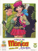 Livro - Turma da Mônica Jovem: Primeira Série - Volume 10 -