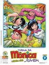 Livro - Turma da Mônica Jovem: Primeira Série - Volume 9 -