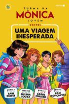 Livro - Turma da Mônica Jovem: Uma viagem inesperada -