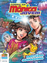 Livro - Turma da Mônica Jovem - Volume 17 (Série 2): Mistério Submarino -