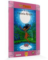 Livro - Turma da Mônica - lendas brasileiras - Vitória-régia -