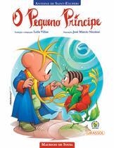 Livro - Turma da Mônica - o pequeno príncipe (brochura) -
