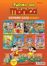 Livro - Turma Da Mônica: Outono 2019 Vol. 1 -