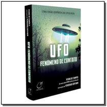 Livro - UFO - fenômeno de contato - nova edição -