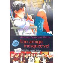 Livro - Um amigo inesquecível -