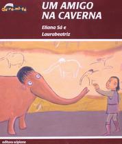Livro - Um amigo na caverna -