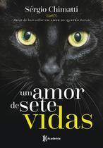 Livro - Um amor de sete vidas -
