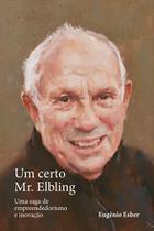 Livro - Um Certo Mr. Elbling -