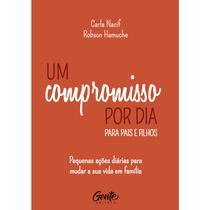 Livro - Um compromisso por dia para pais e filhos -