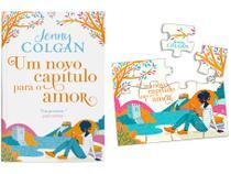 Livro Um Novo Capítulo para o Amor - Jenny Colgan com Brinde