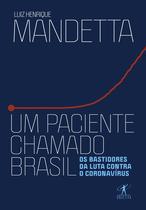 Livro - Um paciente chamado Brasil -