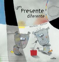 Livro - Um presente diferente -