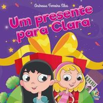 Livro - Um presente para Clara - Viseu