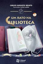 Livro - Um rato na biblioteca -