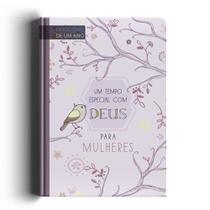 Livro - Um tempo especial com Deus para Mulheres - Devocional -