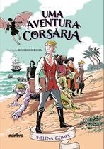 Livro - Uma aventura corsária -