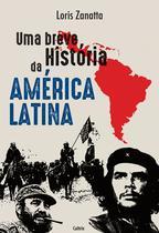 Livro - Uma breve história da América Latina -