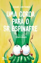 Livro - Uma coroa para o Sr. Espinafre -
