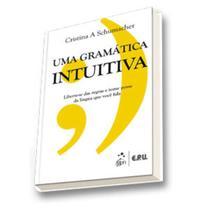 Livro - Uma gramática intuitiva -
