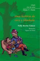Livro - Uma história de circo e liberdade -