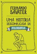 Livro - Uma história descomplicada da filosofia -