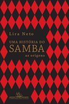 Livro - Uma história do samba -