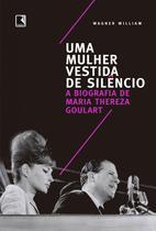 Livro - Uma mulher vestida de silêncio -