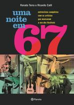 Livro - Uma noite em 67 -
