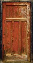 Livro - Uma porta para um quarto escuro -