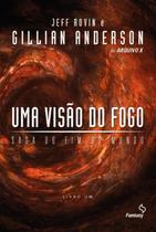 Livro - Uma visão do fogo -