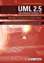 Livro - UML 2.5 com Enterprise Architect 10 - Modelagem visual e projetos orientada a objetos