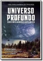 Livro - Universo profundo - nova edição -