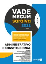 Livro - Vade Mecum Administração - Temático - 5ª Edição 2021 -